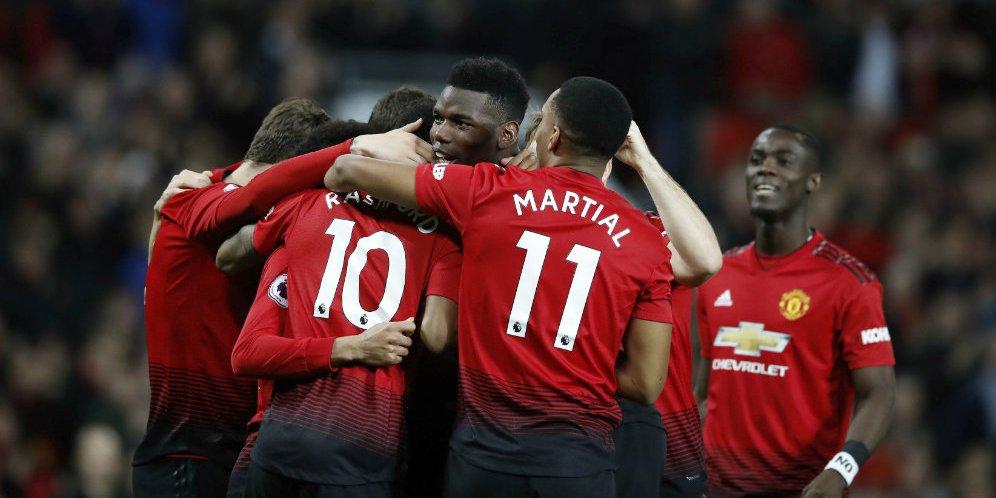 Peluang 4 Besar Bukan Hal Mustahil Bagi Manchester United