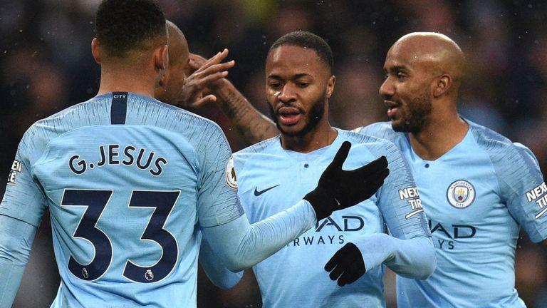 Menang 3-1 Atas Everton, Man City Kokoh Dipuncak Klasemen Sementara