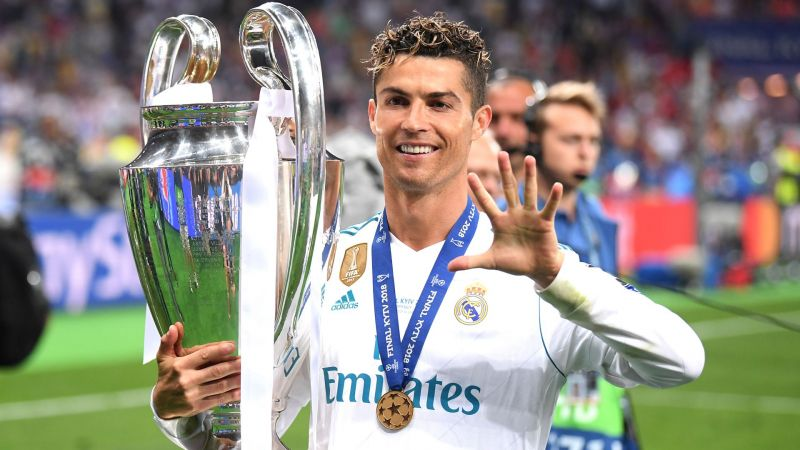 Courtois:Madrid Buktikan Mampu Mandiri Tanpa Ronaldo