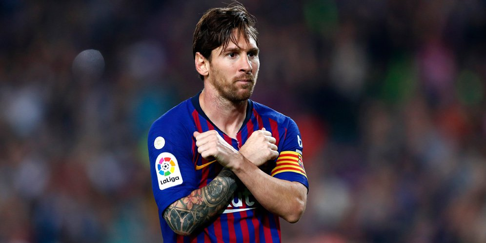 Messi Tidak Bermain, Barcelona Menelan Kekalahan Kembali