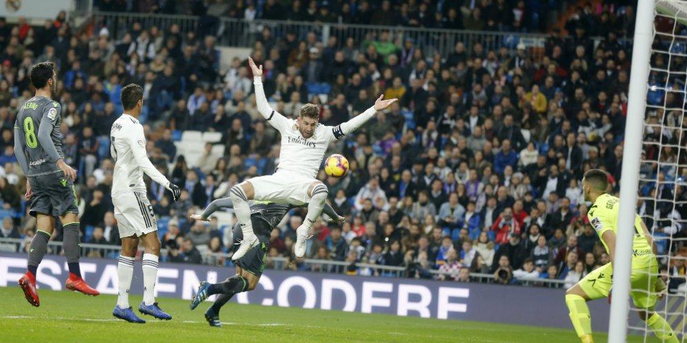 Real Madrid Di Permalukan Di Kandang Sendiri Oleh Sociedad