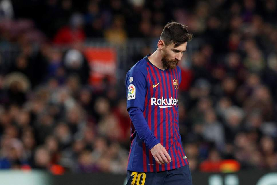 Alami Cedera, Valverde Berharap Messi Bisa Tampil Kontra Madrid