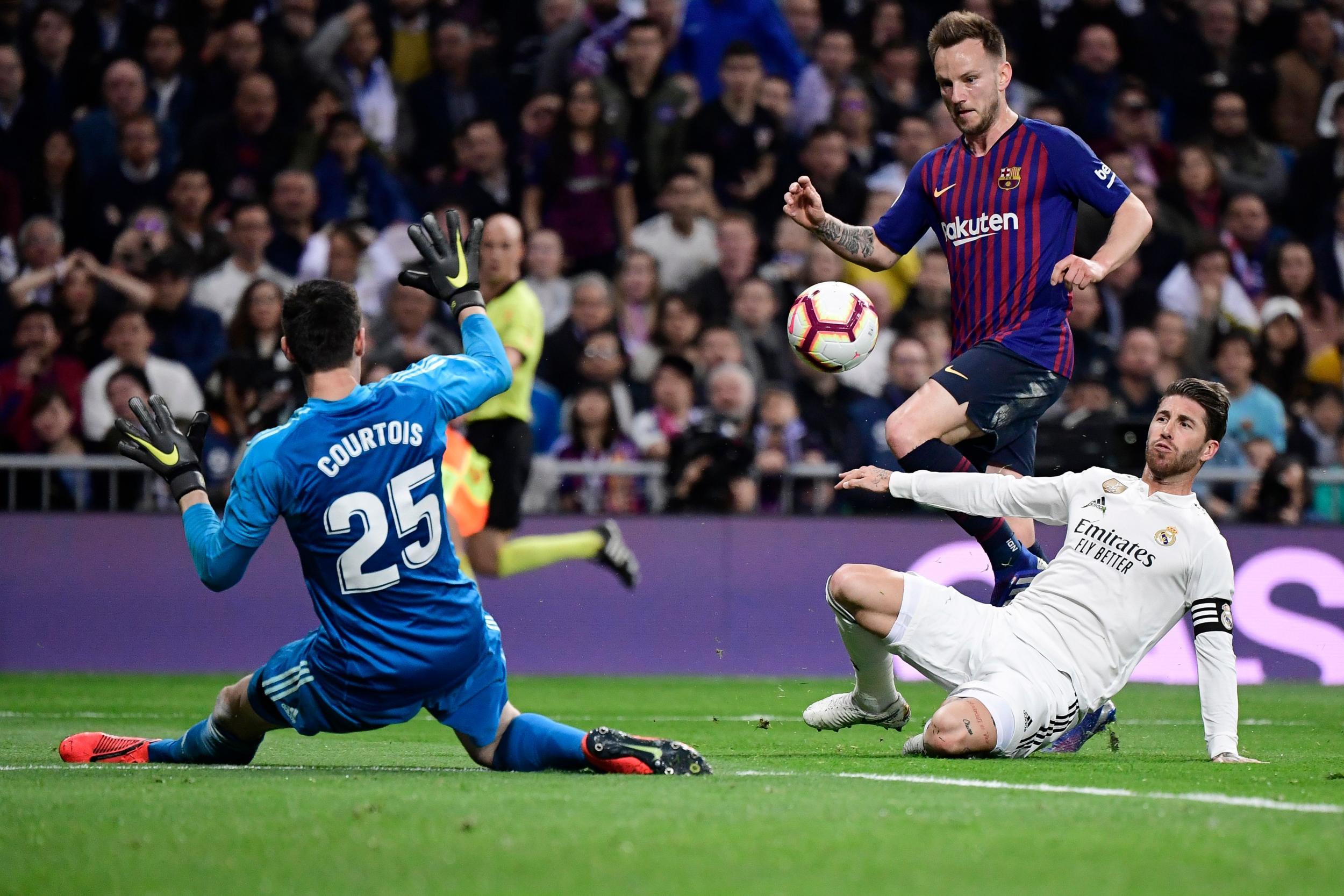 Kalah Lagi Dari Barca, Ramos Sebut Madrid Membuat Kesalahan Besar