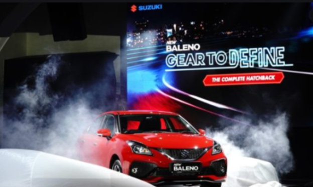 "Suzuki Luncurkan New Baleno ""The Complete Hatchback"""