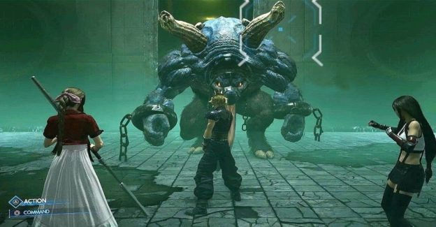 Hal Yang Perlu Anda Ketahui Dalam Sistem Kombat Yang Ada Dalam Final Fantasy 7 Remake