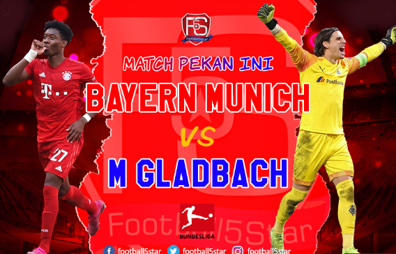 Bayern Munich vs Borussia Monchengladbach, Juara terpilih
