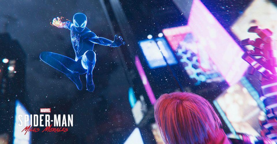 Spider-Man Miles Morales Akan Memperkenalkan Kemampuan Baru