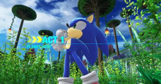 Sonic Colors Ultimate Terungkap Level Penuh Gameplaynya